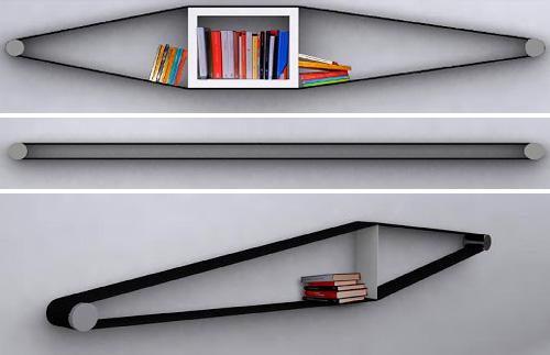 Elastico Shelf